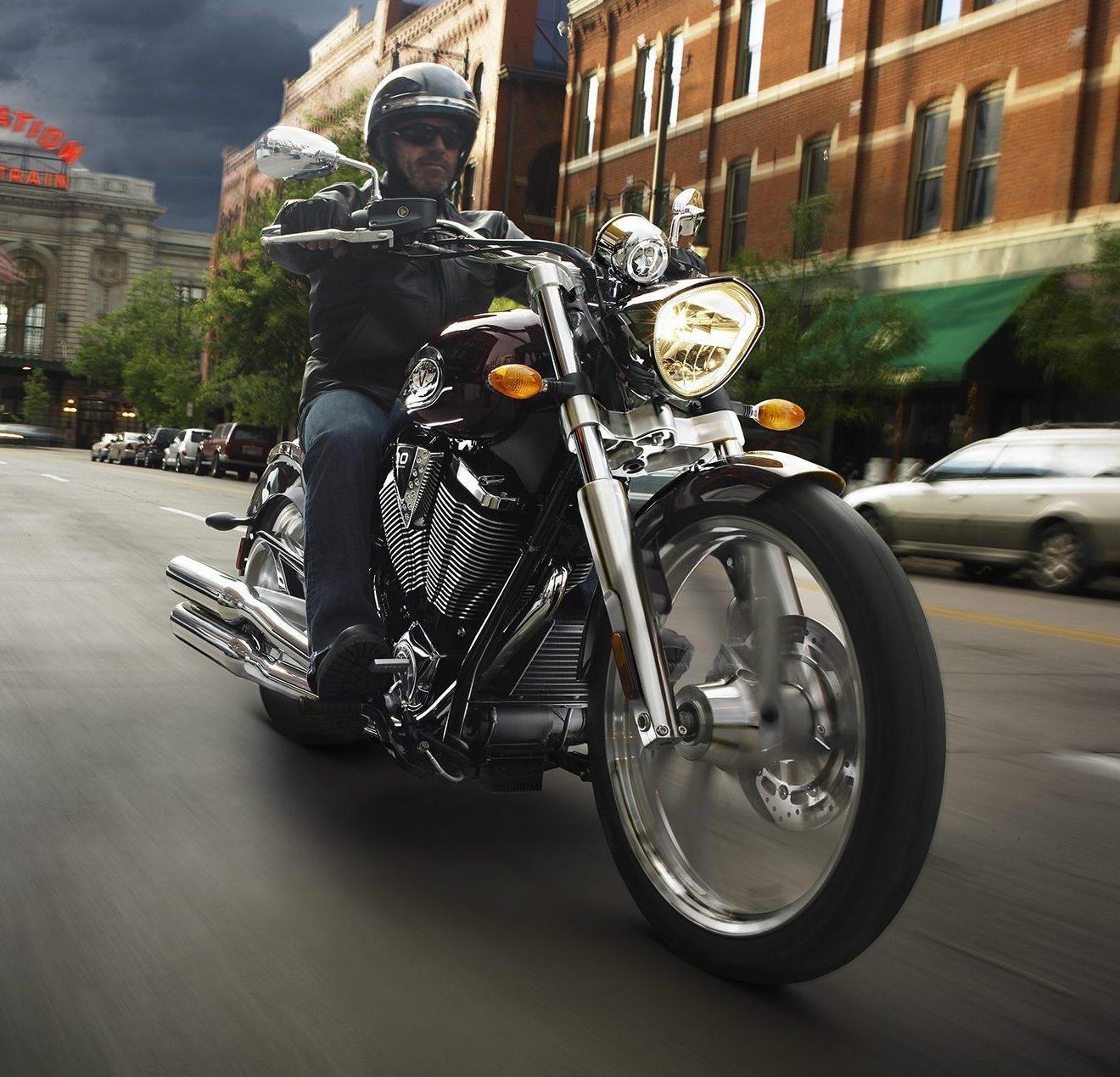 Victory Motorcycle – Key Visual