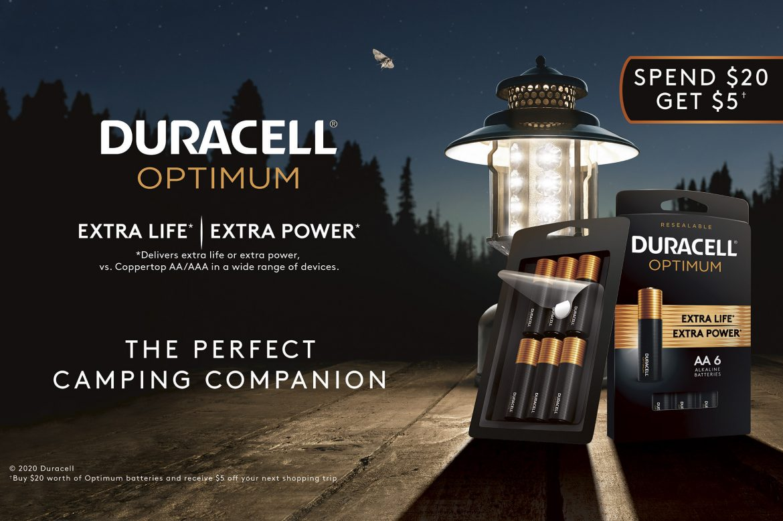 Duracell Summer Key Visual