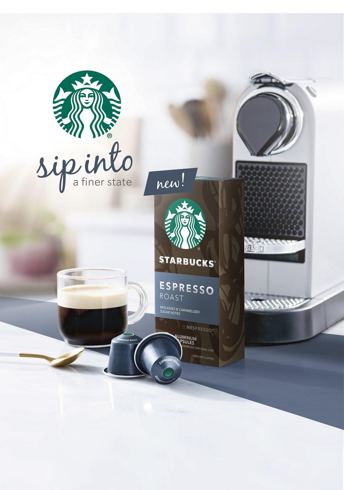 Starbucks – Nespresso AD