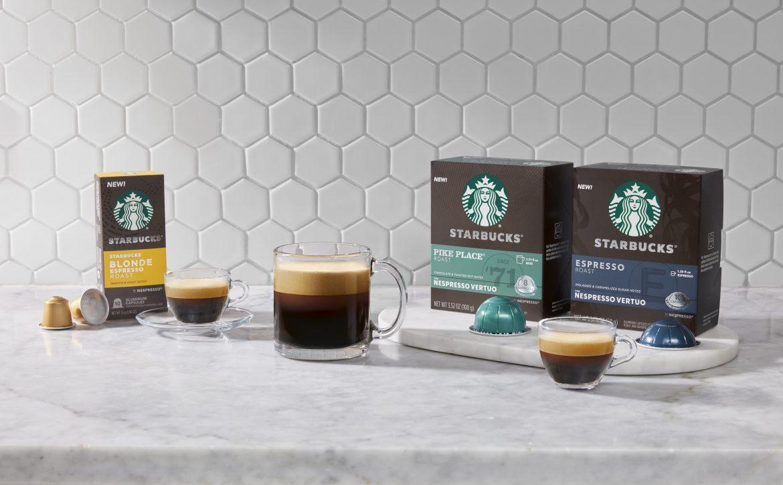 Starbucks Nespresso Packaging